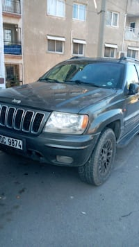 2003 Jeep Grand Cherokee 2.7 LIMITED OVERLAND CRD