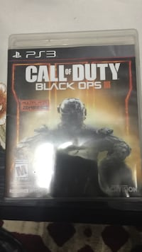 Call of duty black ops 3 ps3 game case Lawrence, 08648