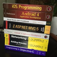 Tech programming coding books West Vancouver