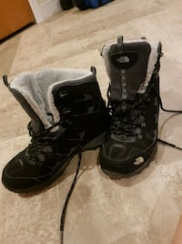 North face boots Montreal, H2P