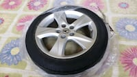 2010-2014 Acura TSX set of 4 wheels and tires Lorton