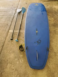C4 Waterman Da Beachboy SUP board 10'6