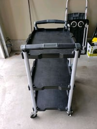 3 tier collapsible cart Burnaby, V5A 4N6