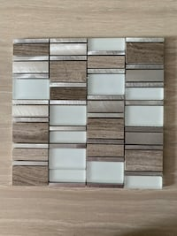 Glass, marble and aluminum tiles  Surrey, V3S 6T1