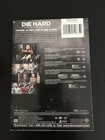 Die Hard DVD Collection re