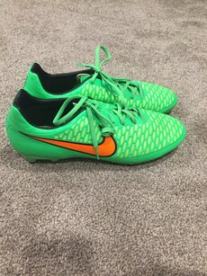 Nike magista cleats size 11.5