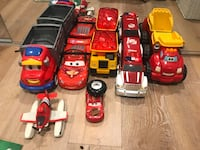 Toddler's assorted car toys Los Angeles, 90064