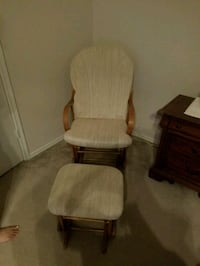 Rocking chair with ottoman  Houston, 77086