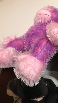 pink and white fur plush toy Palm Desert, 92211