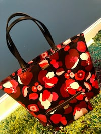 KATE SPADE floral tote w/ matching wallet Catonsville, 21228