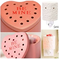 Scentsy warmers for Valentine's Day