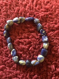 Sodalite bracelet chill out stone/communication Asheville
