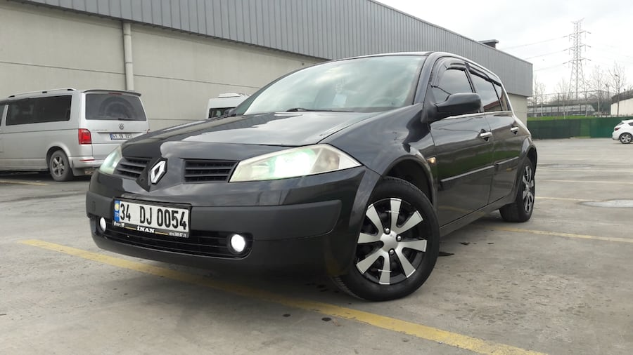 2005 Renault Mégane II 1.4 16V AUTHENTIQUE 6