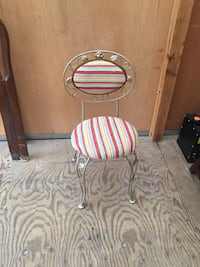 Wrought iron chair Tampa, 33603
