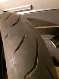 Motorcycle  tire 110/70/17 Surrey, V3T 1W3