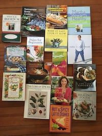 Various Cook Books Natick, 01760