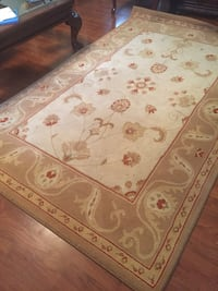 Turkish wool rug 5.5X8.5 Avenel, 07001
