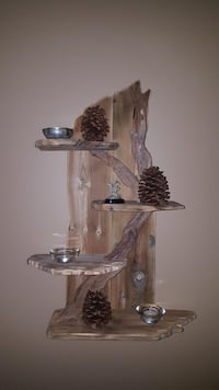 Rustic Wall Shelf.