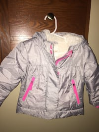 Cat and Jack girls winter coat, 12 month size.  Great condition. Smoke free home. Pick up mounds view. Mounds View, 55112