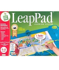 English Leap-pad learning system