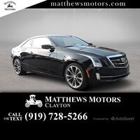 2016 Cadillac ATS Coupe Luxury Collection AWD Clayton, 27520