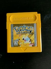 Pokemon Yellow version Frederick, 21702