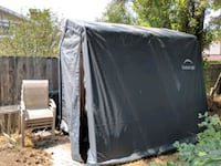 black and white canopy tent Greeley, 80634