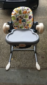 Fisher Price Swing & High Chair in One Louisville, 40245