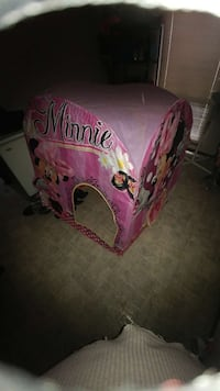 pink Minnie Mouse pet shelter Calgary, T1Y 5A3