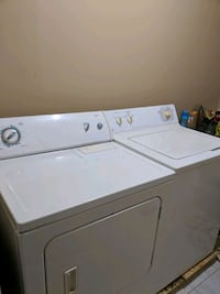 Washer and dryer Ajax, L1S 7R6