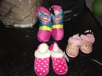 Toddlers slippers new