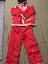 6-7 years old boy' s Chineses outfit  Vancouver, V5R 4W8