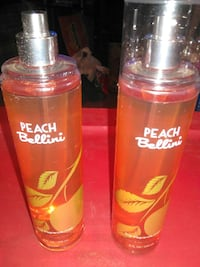 (2) 8 Oz Peach Bellini