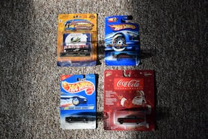 Sealed Toy Cars