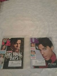Prince.magazine Dallas, 75326
