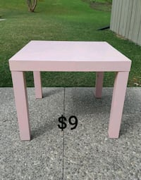 Ikea Pink Table *Delivery Available* Hamilton, L9H 5N7