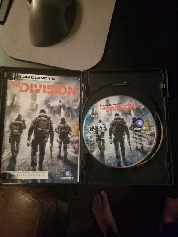 The Division by Tom Clancy PC game c86dd104-dea7-4b9a-8ce7-ddc5180664d5