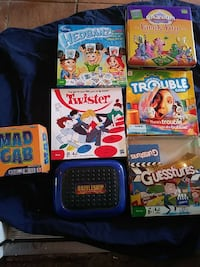 board game box lot Melbourne, 32935