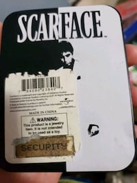Scarface necklace Mississauga