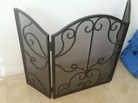 Fireplace screen and accessories Los Angeles, 91406