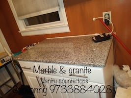 Countertops marble granite