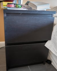 Two Ikea nightstands MIAMI