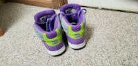 pair of pink-and-purple Nike sneakers Mount Airy, 21771