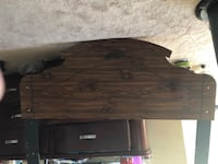 A headboard that converts to a full and queen sized bed Virginia Beach, 23462