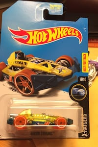 Hot Wheels Treasure Hunt X-Raycers Gambrills, 21054