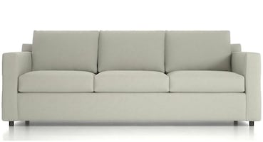 Full sized cream white couch $400 OBO