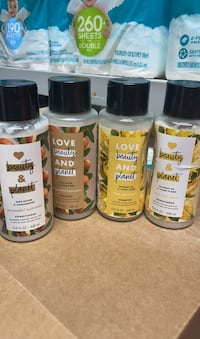 Love beauty and planet shampoo and conditioner  Edgewood, 21040