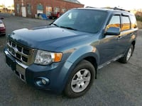 Ford - Escape -4WD 2011 LIMITED edition  Bridgeport