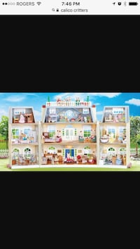 Looking for anything calico critters  Barrie, L4N 7T7