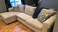 Comfy Couch with Chaise Upper Marlboro, 20774